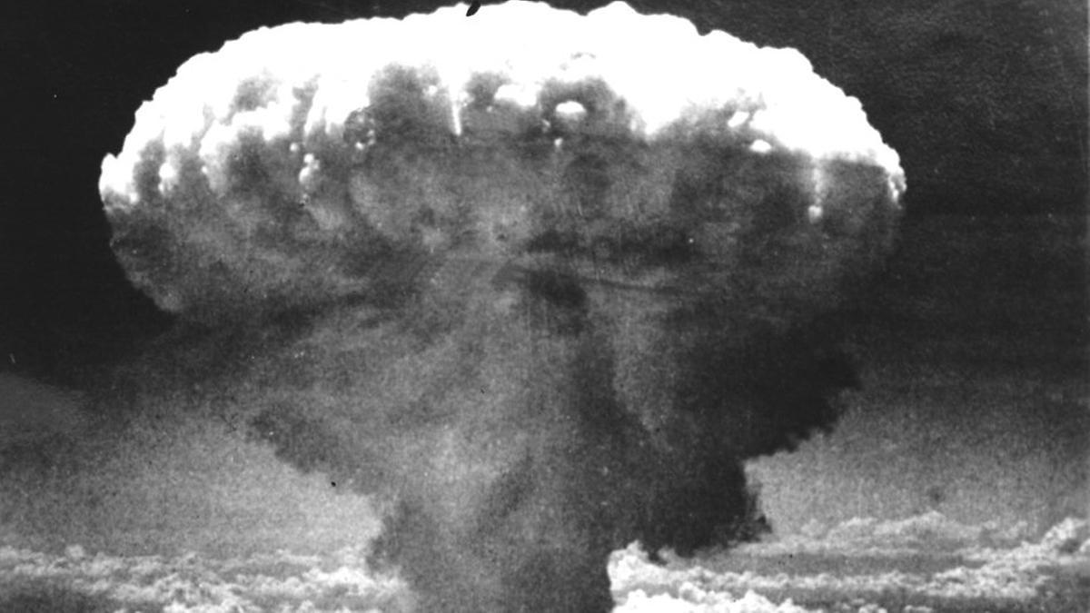 Bild Atombombe