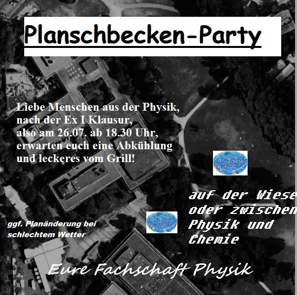 Bild Planschbeckenparty