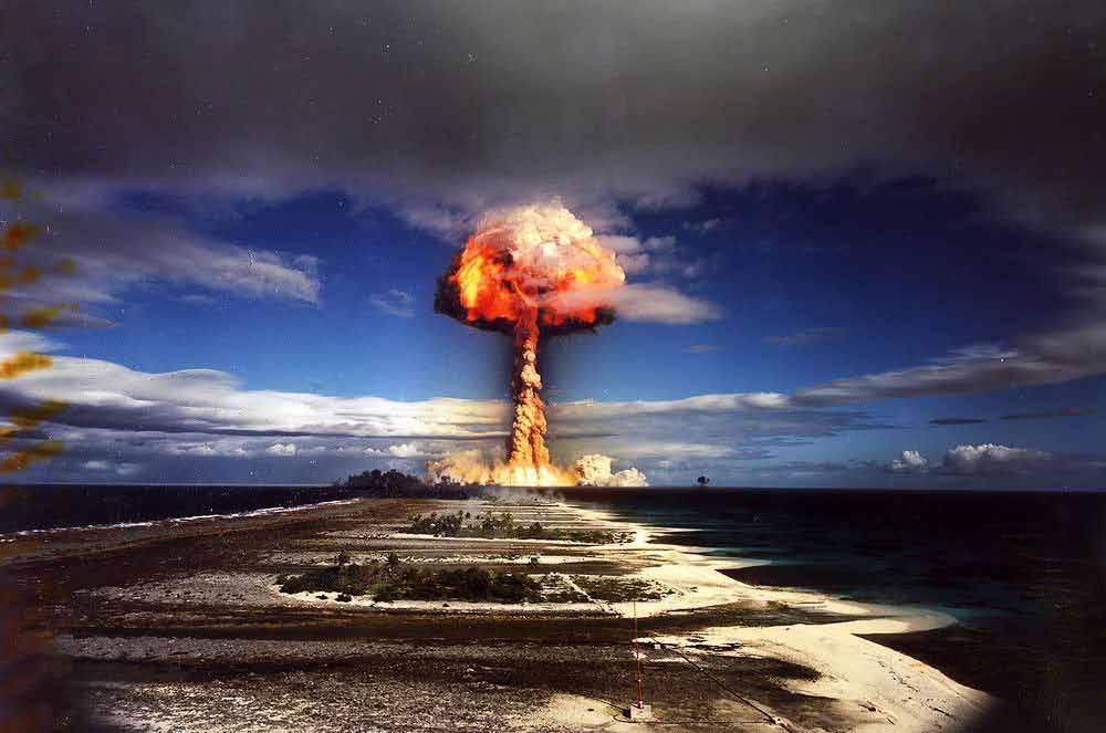 GPK Altmann: Atombombe