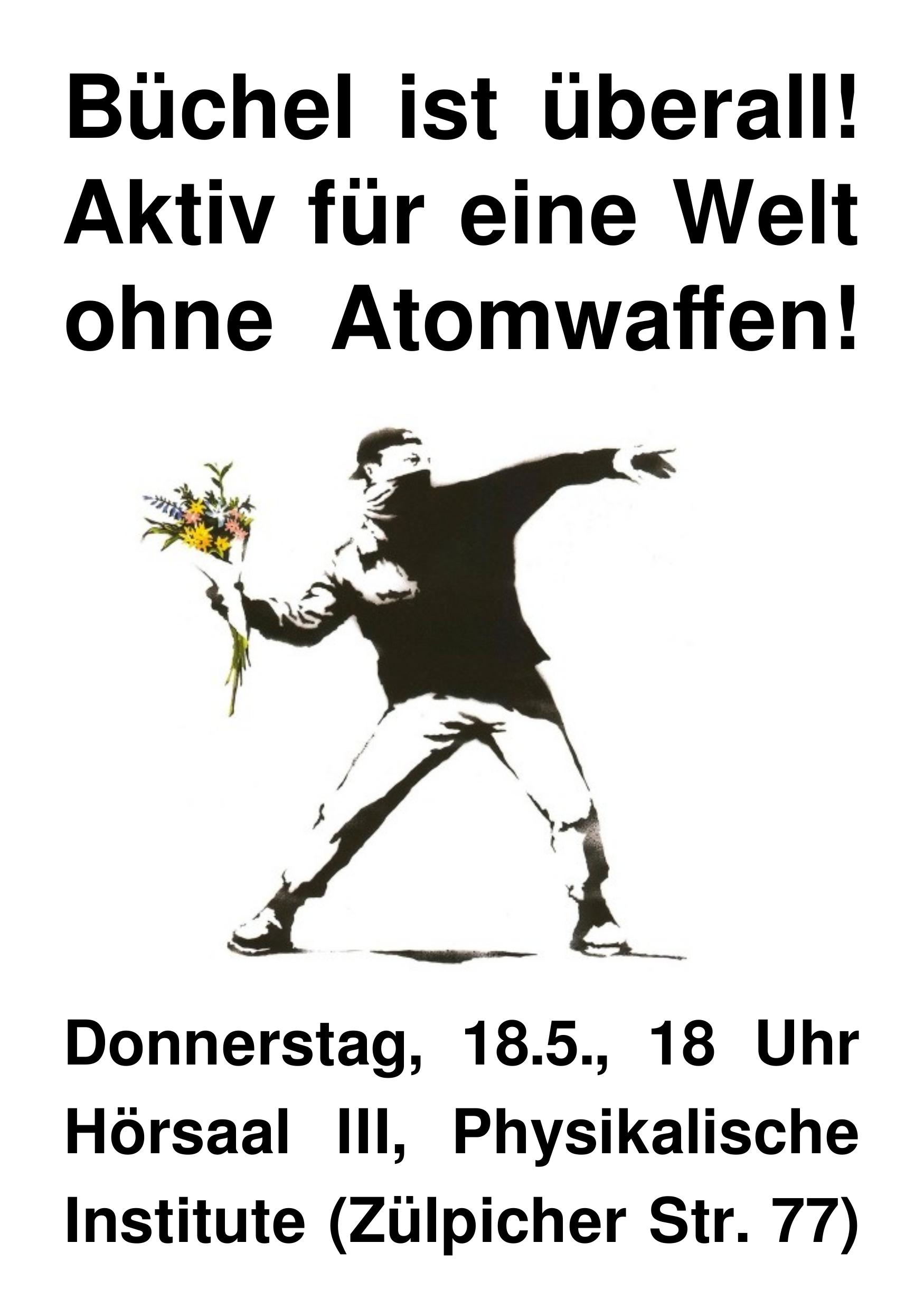 Plakat Banksi