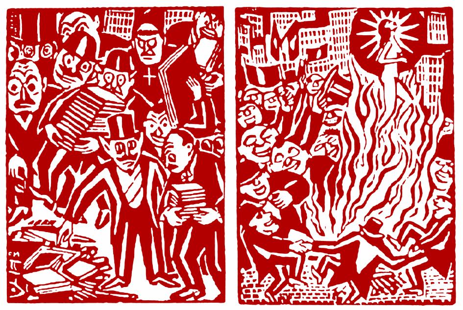 Frans Masereel: Die Idee